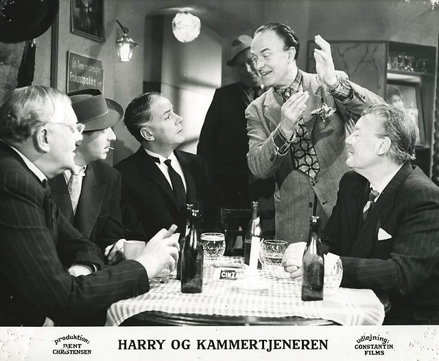 harry og kammertjeneren